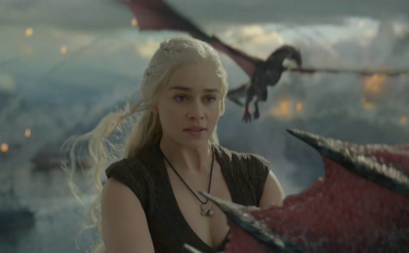 Daenerys Says Dracarys: A Playlist for Daenerys Targaryen